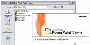PowerPoint Viewer Ekran G�r�nt�s�