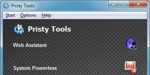 Pristy Tools Ekran Görüntüsü