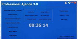 Professional Ajanda 3.1 - Ajanda Programı