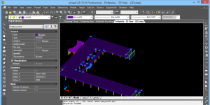 progeCAD Pro Ekran Görüntüsü