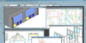 progeCAD Smart IntelliCAD Ekran Görüntüsü
