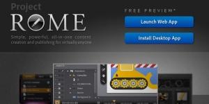 Project ROME Ekran Görüntüsü
