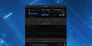 Qmmp Ekran Görüntüsü