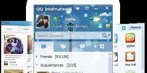 QQ International Ekran Görüntüsü