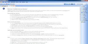 QtWeb Ekran Görüntüsü