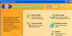 Quick Heal PCTuner Ekran Görüntüsü