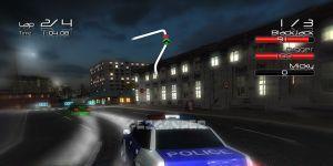 Racers vs Police Ekran Görüntüsü
