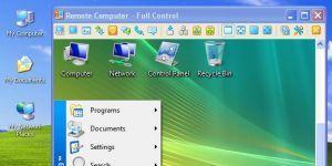 Radmin Remote Control Ekran Görüntüsü