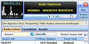 Radyo Perisi Ekran Görüntüsü