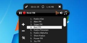 RDK - Radyo Dinle Kaydet Ekran Görüntüsü