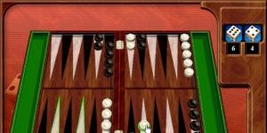 Real Backgammon Ekran Görüntüsü