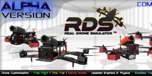 Real Drone Simulator Ekran Görüntüsü