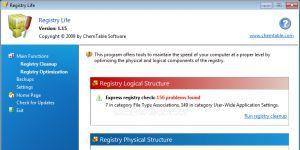 Registry Life Ekran Görüntüsü