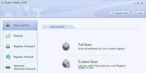 Registry Medic Ekran Görüntüsü