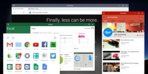Remix OS Ekran Görüntüsü