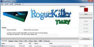 RogueKiller Ekran Görüntüsü
