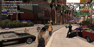 SA-MP - San Andreas Multi Player Ekran Görüntüsü