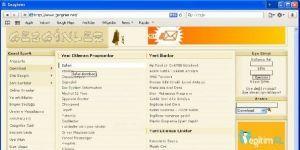 Safari Ekran Görüntüsü