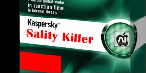 Sality Killer Ekran Görüntüsü