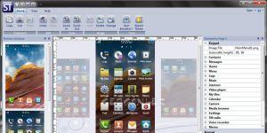 Samsung Theme Designer Ekran Görüntüsü