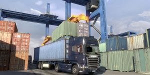 Scania Truck Driving Simulator Ekran G�r�nt�s�