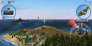 Scorched3D Ekran Görüntüsü