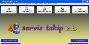 Servis Takip Plus Ekran Görüntüsü