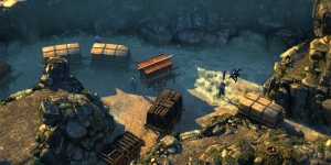 Shadow Tactics: Blades of the Shogun Ekran Görüntüsü