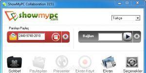 ShowMyPC Ekran Görüntüsü
