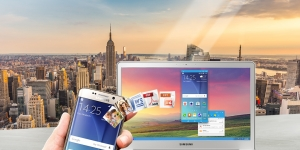 Samsung SideSync Ekran Görüntüsü