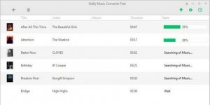 Sidify Music Converter Ekran Görüntüsü