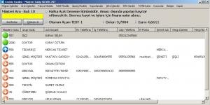 SILVER .NET - Online Müşteri Takip Stok Programı Ekran Görüntüsü