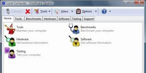 SiSoftware Sandra Lite Ekran Görüntüsü