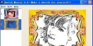 Sketch Master Ekran G�r�nt�s�