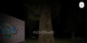 Slender's Woods Ekran Görüntüsü