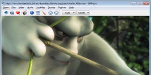 SMPlayer Ekran Görüntüsü