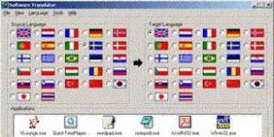 Software Translator Ekran Görüntüsü