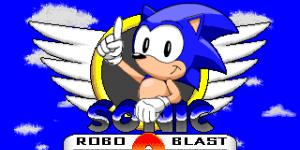 Sonic Robo Blast Ekran Görüntüsü