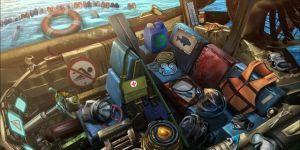 Sonsuz Yolculuk: Yeni Atlantis Koleksiyoncu Sürümü Ekran Görüntüsü