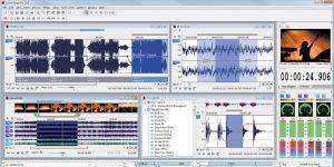 Sound Forge Pro Ekran Görüntüsü