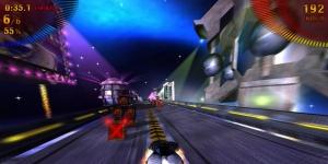 Space Extreme Racers Ekran Görüntüsü