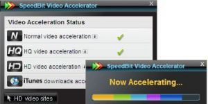 SpeedBit Video Accelerator Ekran G�r�nt�s�