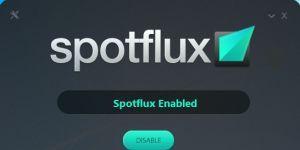 Spotflux Ekran G�r�nt�s�