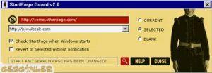 StartPage Guard Ekran Görüntüsü
