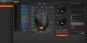 SteelSeries Engine Ekran Görüntüsü