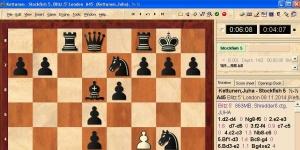 Stockfish Chess Engine Ekran Görüntüsü