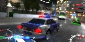 Street Racers vs Police Ekran Görüntüsü
