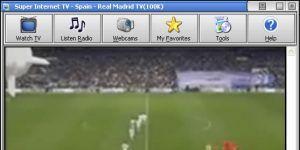 Super Internet TV Ekran Görüntüsü