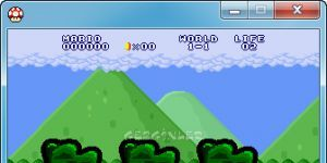 Super Mario World 3 Ekran G�r�nt�s�
