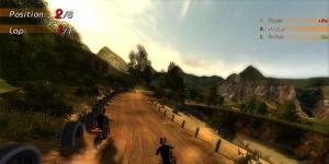Super  Moto Racers Ekran Görüntüsü